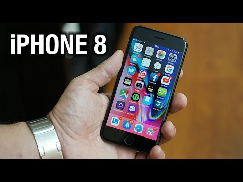 A weekend with the iPhone 8!