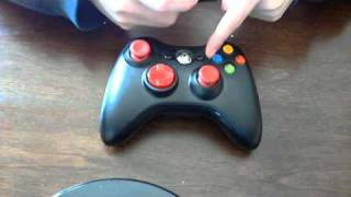how to use evil controllers rapid fire