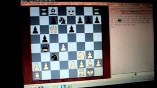 Aeroflot Open 2011 - GM El Debs comenta 2ª rodada contra o GM Ragger (2615)