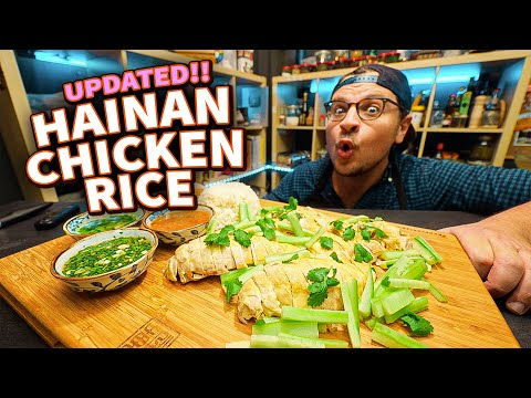 Hainanese Chicken Rice: 19 Steps To Perfection