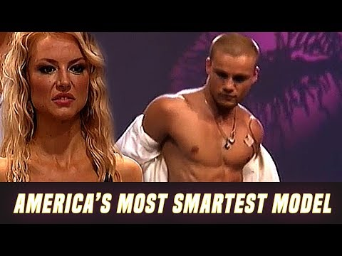Balls, Cherries, Balloons, Tires 🍒 | America's Most Smartest Model S01 E01 | OMG!RLY?!
