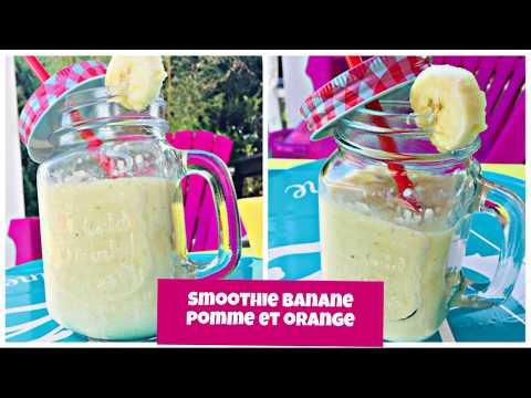 weight-watchers-recettes-smoothie-banane-pomme-et-orange
