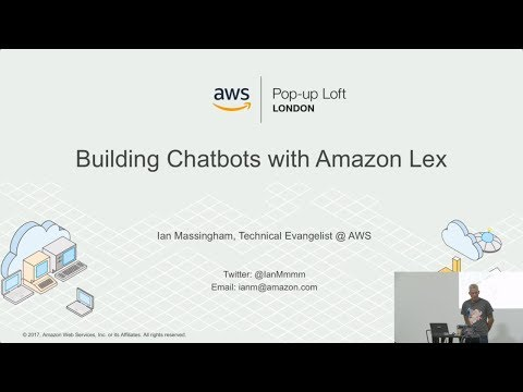 Live from the London Loft | Deep Dive: Amazon Lex