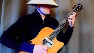 Красивая музыка на гитаре. Эван Добсон