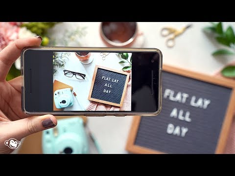 10 Tips for Acing Flat Lay Photography