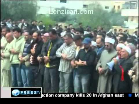 Confessions of  foreign agitator of Syrian protests on Iranian TV
