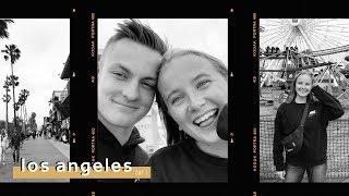 WE GAAN NAAR LOS ANGELES! ✰ LA vlogs 1/5   Fleur Assendelft