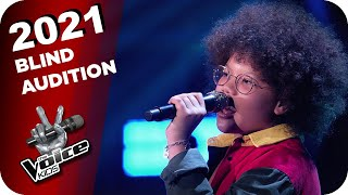 Harry Styles - Watermelon Sugar (Alma) | The Voice Kids 2021 | Blind Auditions