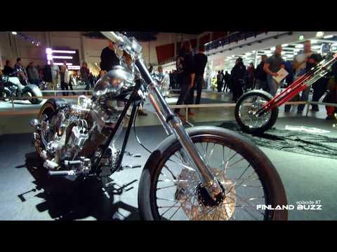 Helsinki International Custom Bike Show 2017 - MP MESSUT