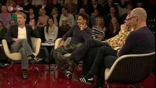 Markus Lanz | 5.12.2013 | u.a. mit Manuela Schwesig, Oliver Pocher, Paul Panzer [HD]