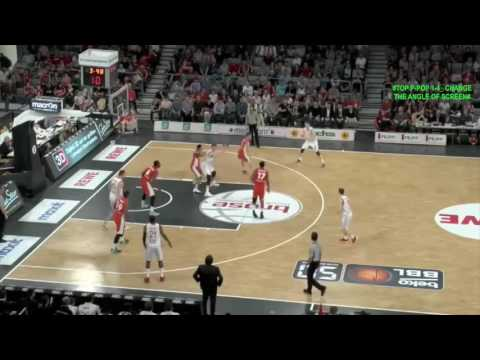 Brose Baskets Bamberg 2015/2016 Offensive Playbook