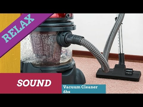 6Hrs,High Vacuum Cleaner Relaxing Sound,6 Hours ASMR,sleep,white noise