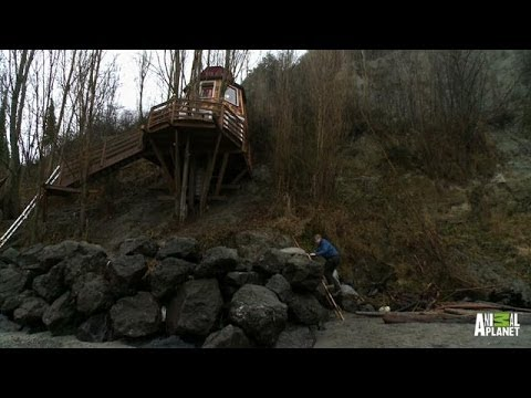 Behind The Build: Levitating Lighthouse | Treehouse Masters