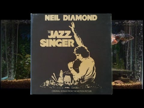 America = Neil Diamond = The Jazz Singer