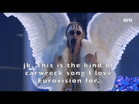 25 Ridiculous Reasons to Get Excited for Eurovision 2021 - kevinbabbles