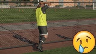 what happens if alex hunter fails his exit trial fifa 17 the journey