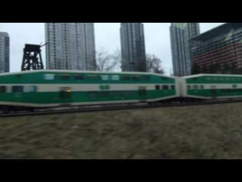 GO Train trip