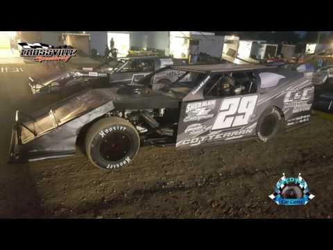 #29C Joey Cotterman - Open Wheel - 5-26-17 Crossville Speedway - In-Car Camera