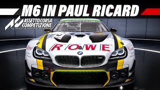 Assetto Corsa Competizione Gameplay German #2 – BMW M6 in Paul Ricard | Let's Play Deutsch