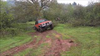 *OFFROAD*  Subaru Forester & Toyota VX100 & Bmw X5 & Range Rover & Land Rover Discovery