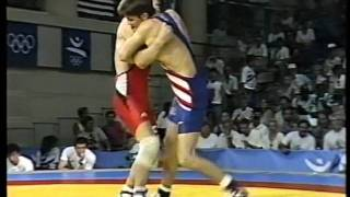 Okuyama, Keiji (JPN) vs Cross, Kendall (USA)