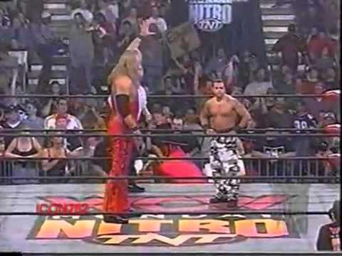 Kevin Nash vs Rey Mysterio - 2-22-99