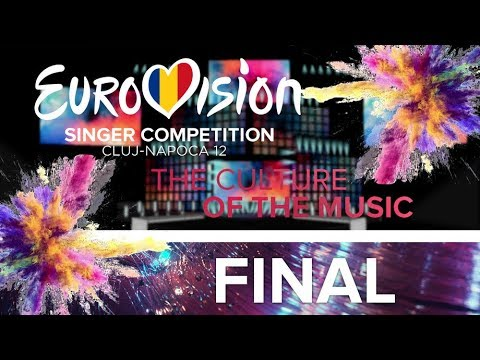 Eurovision Song Competition 12 FINAL