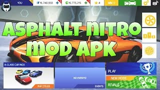 Asphalt Nitro Mod Apk 1.3.2a Mod Money - Android Modded Games