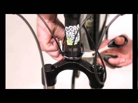 MBR Workshop Video: How to prevent noise and cable rub