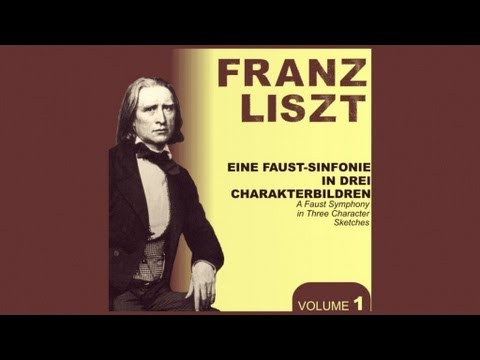 Liszt -- A Faust symphony in three character sketches: Mephistopheles