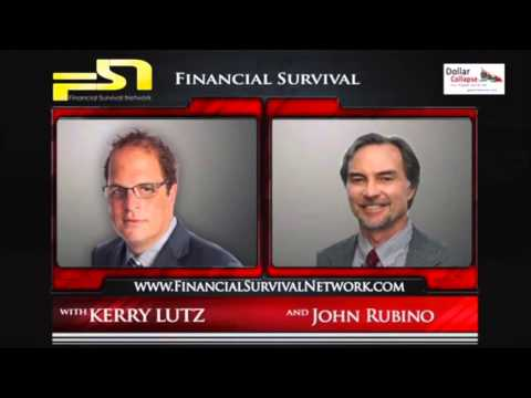 John Rubino--Can You Imagine The Fed Raising Rates In This World? #2816