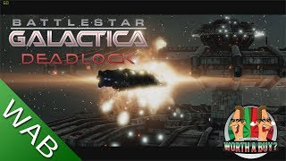 Battlestar Galactica Deadlock Review - Worthabuy?