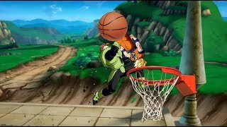 DBFZ - Dunkmaster Android 16 combo music video