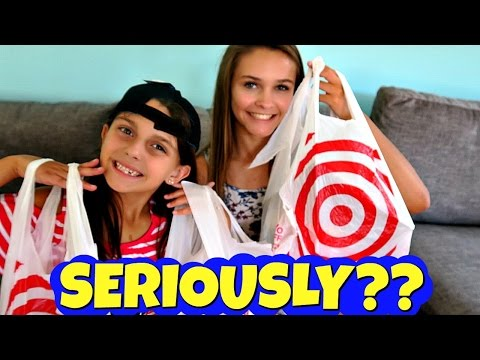 10 DOLLAR TARGET CHALLENGE! WHO WILL WIN??