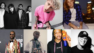 ARTISTS WHO MENTIONED LIL PEEP IN THEIR SONG