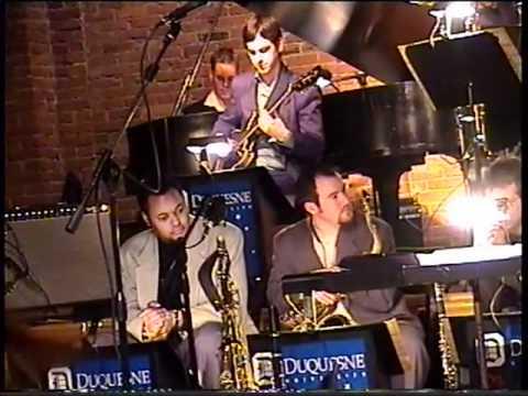 Eddie Wiernik with Duquesne University Jazz Band - Dowe's in Pittsburgh, PA
