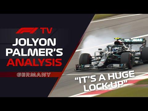 Bottas And Hamilton's Duel For Dominance | Jolyon Palmer Analysis | 2020 Eifel Grand Prix