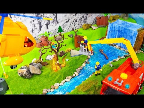 fireman-sam:-norman!-the-tree-is-burning!-firefighters-toy-movie-for-kids-|-new-rescue-episode-2019