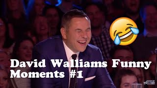 David Walliams Funny Moments #1