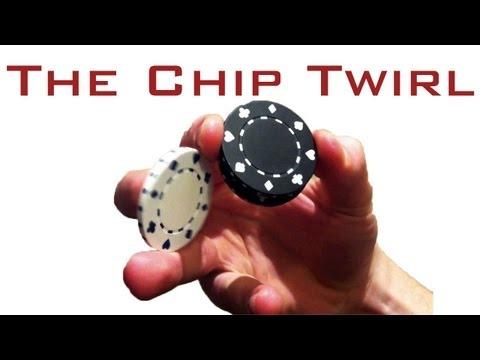 Poker Chip Trick Tutorial - Thumbflip - STYNGsPokerCamp