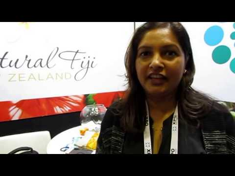 Interview with Natural Fiji at Auckland Gift Fair 2107