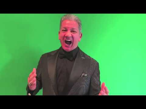 UFC Bruce Buffer Introduces The Best Ever video on How to Pallet Repair MUST WATCH