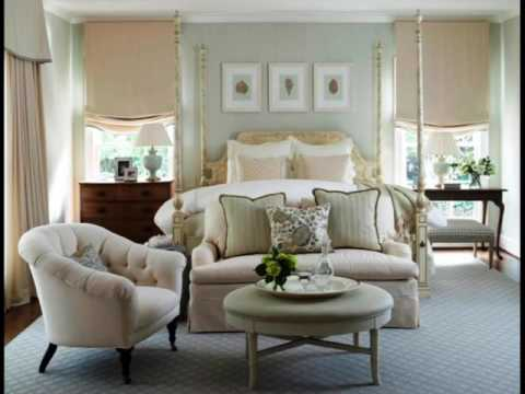 Master Bedroom Sitting Area Furniture - YouTube
