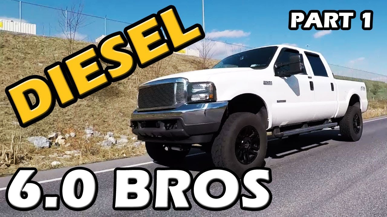 6 0 powerstroke diesel ford f250 featured on truck central [ 1280 x 720 Pixel ]