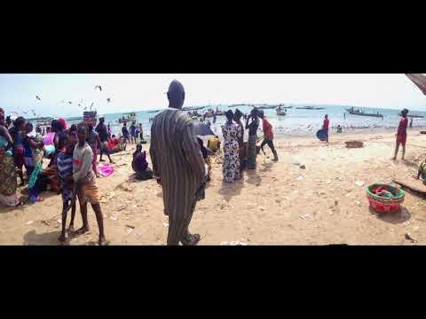 Gambia. Live in Brikama