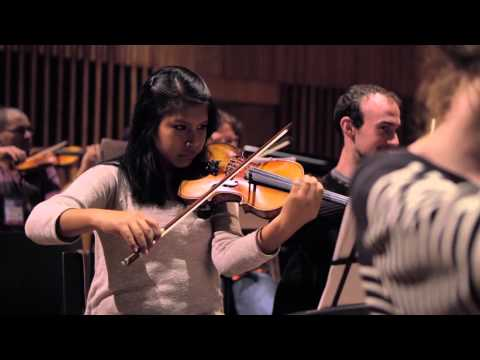 "Orquesta Sinfónica Juvenil Nacional ""José de San Martín"""
