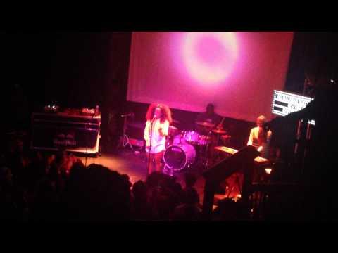 SZA - Babylon (RedbullSoundSelect NYC)