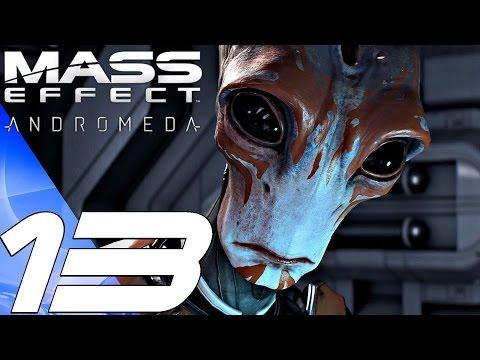 Mass Effect Andromeda - Gameplay Walkthrough Part 13 - H-047c Secret Planet (1080P 60FPS)