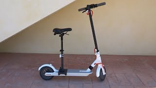 electric scooter vs normal scooter