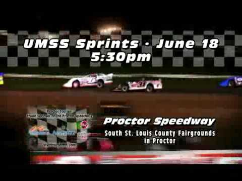 Proctor Speedway Promo Video